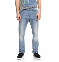 Джинсы мужские DC SHOES Worker Slim Slb M Light Indigo Bleach