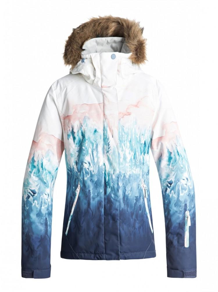 Купить Куртка для сноуборда женская ROXY Jet Ski Se Jk J Bright White_Snowyvale, Мьянма