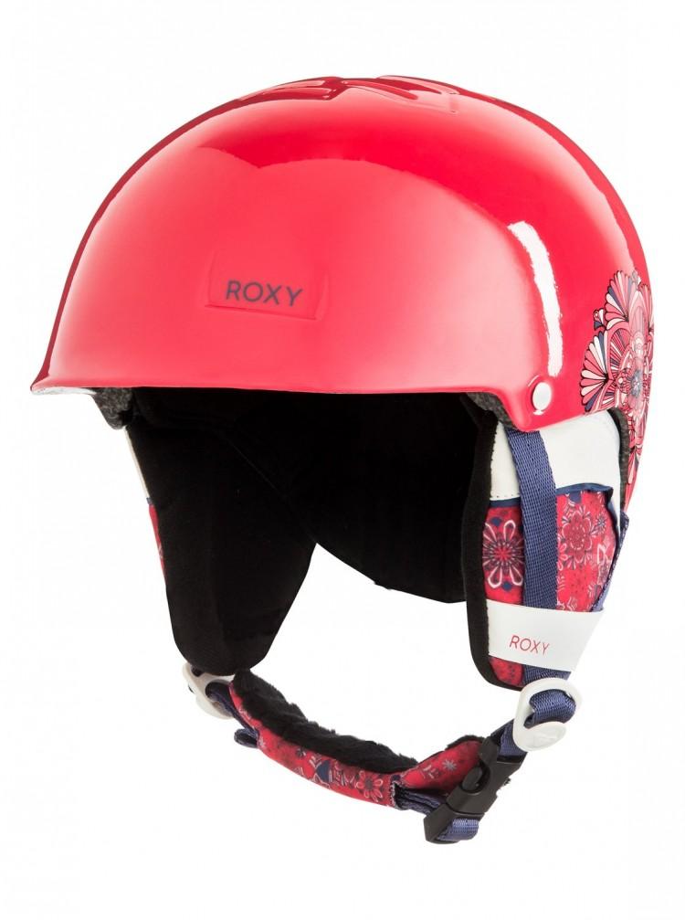 Купить Шлем д/горных лыж и сноуборда ROXY Happyland G Bright White_Snowflakes, Китай