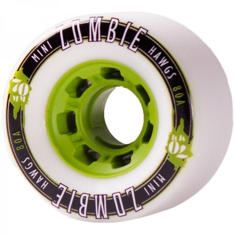 Колеса HAWGS Mini Zombie Hawgs WHITE  - купить со скидкой