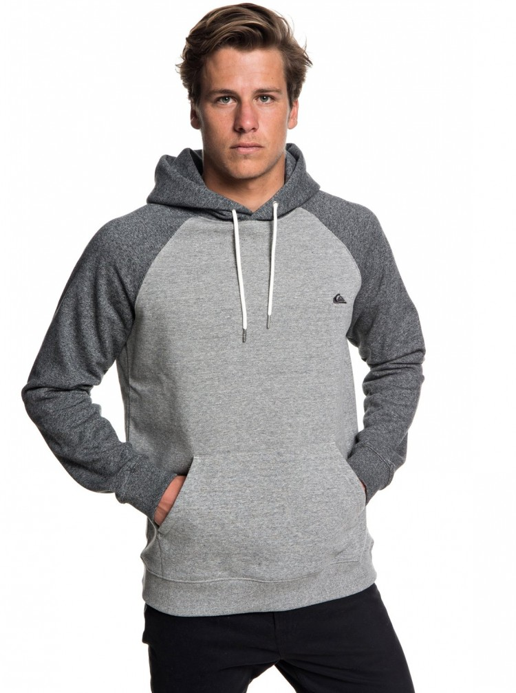 Купить Джемпер QUIKSILVER Everydayhood M Dark Grey Heather, Пакистан