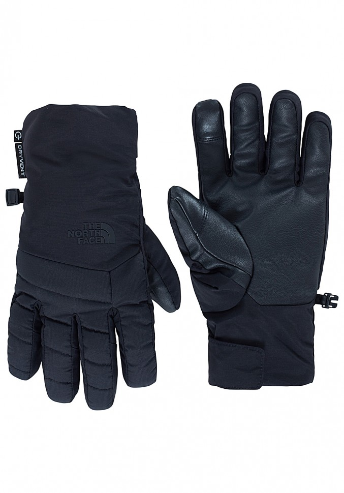 Перчатки THE NORTH FACE Guardian Etip Glove Tnf Black 2020 фото