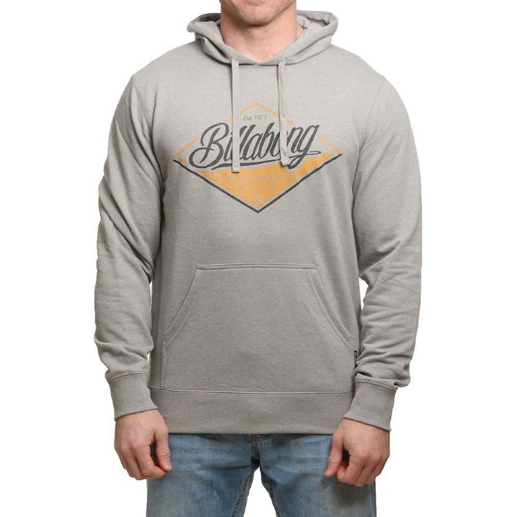Купить Толстовка BILLABONG Tstreet Ho SS18 Grey Heather