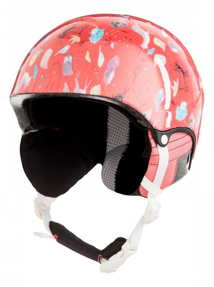 Купить Шлем д/горных лыж и сноуборда ROXY Misty Girl G Shell Pink, Китай