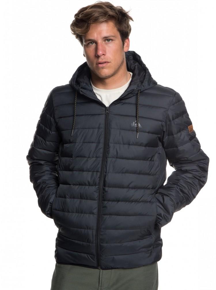 Купить Куртка QUIKSILVER Scaly M Black, Индонезия