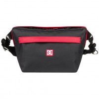Сумка через плечо DC SHOES Hatchel Satchel M Mgrs Black