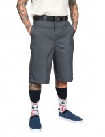 Шорты DICKIES 13 Multi-Pocket Work Short Charcoal Grey