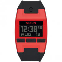 Часы NIXON Comp A/S Red/Black