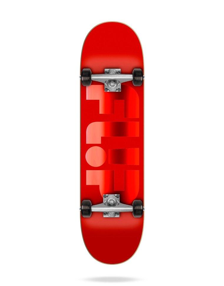 Комплект Скейтборд FLIP Odyssey Complete FORGED RED 8