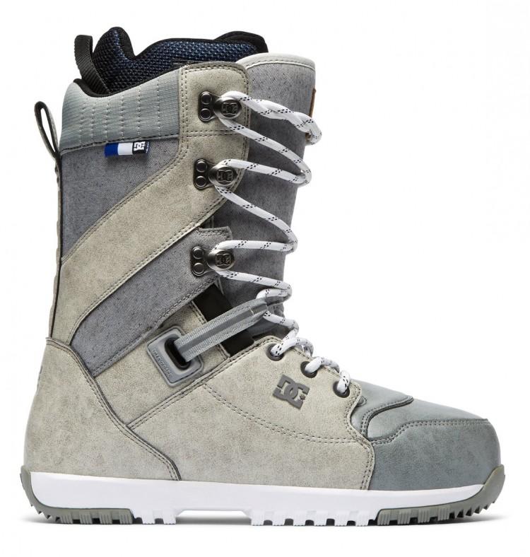 Ботинки для сноуборда мужские DC SHOES Mutiny M Silver Birch ... 8d486eaa8fc