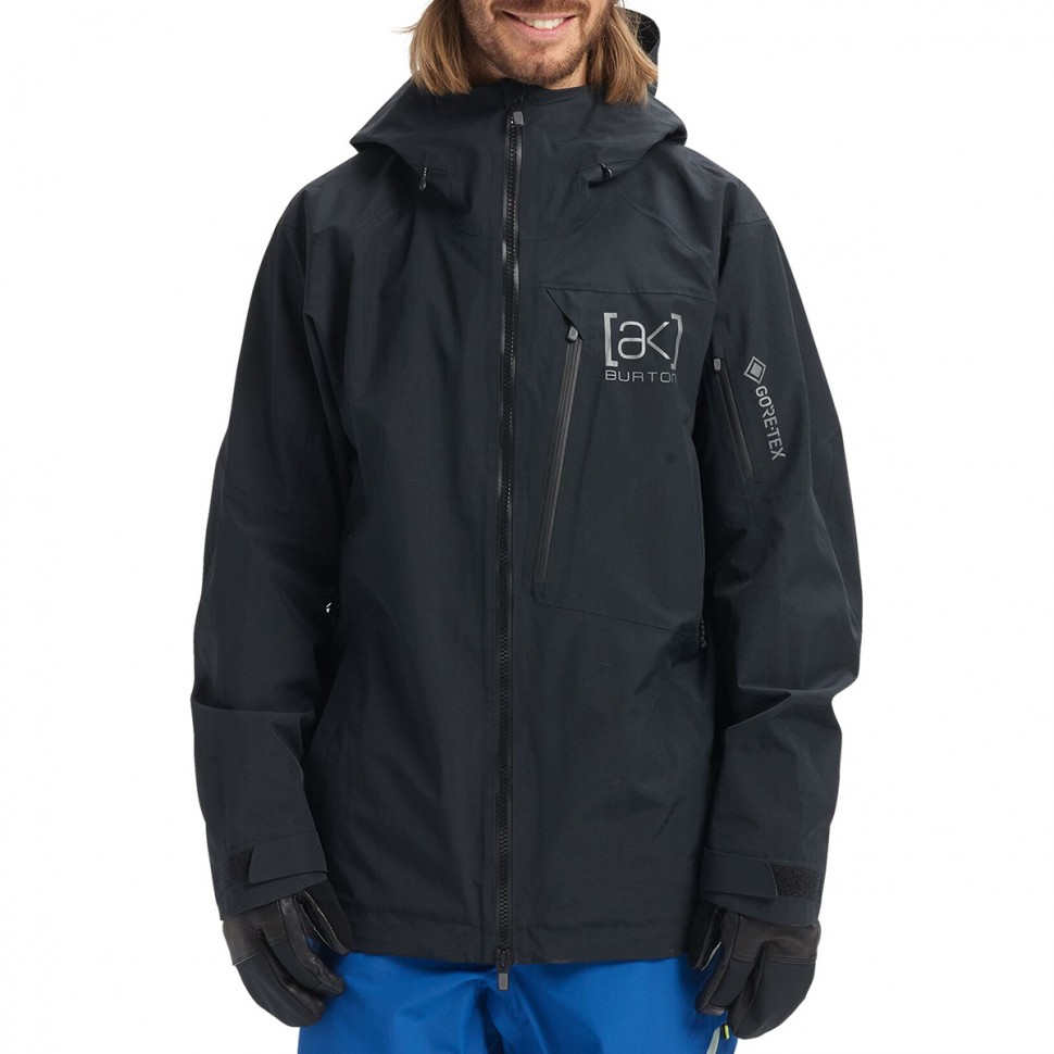 Куртка для сноуборда мужская BURTON M Ak Gore-Tex Cyclic Jacket True Black 2020 фото