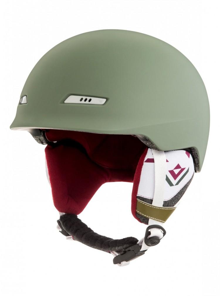 Шлем горнолыжный ROXY Angie J Four Leaf Clover, Китай  - купить со скидкой