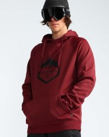 Худи мужской BILLABONG Downhill Hoodie Apple Butter
