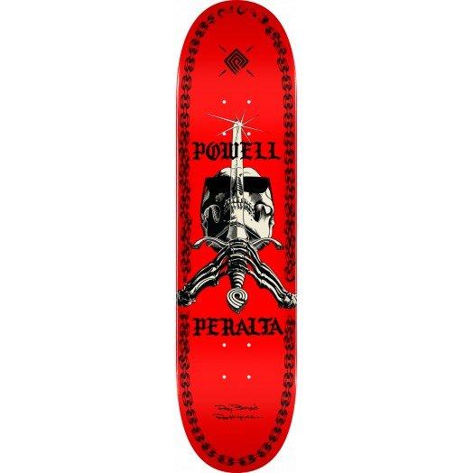 Купить Дека для скейтборда POWELL PERALTA Pp Ripper Chainz RED, Китай