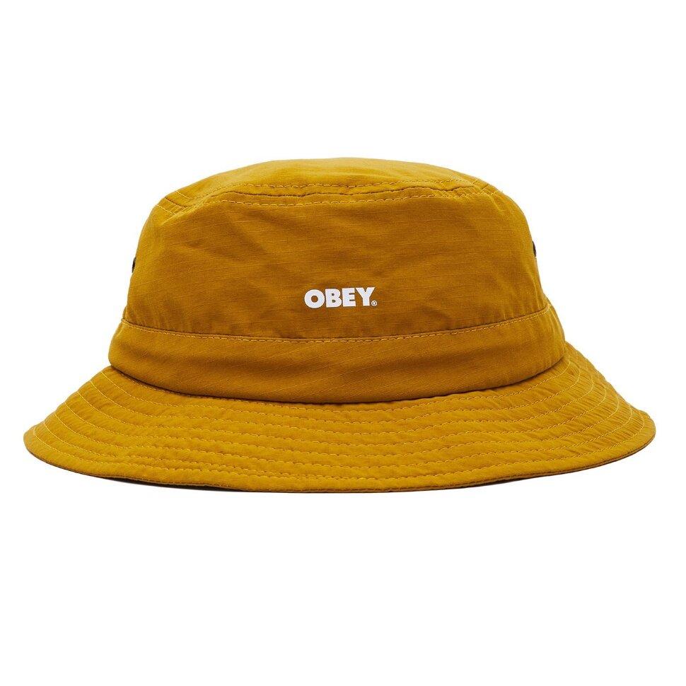 Панама OBEY Bold Jazz Bucket Hat Dijon 2021