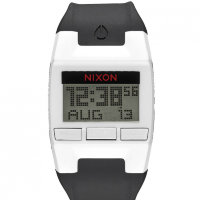 Часы NIXON Comp A/S White/Black