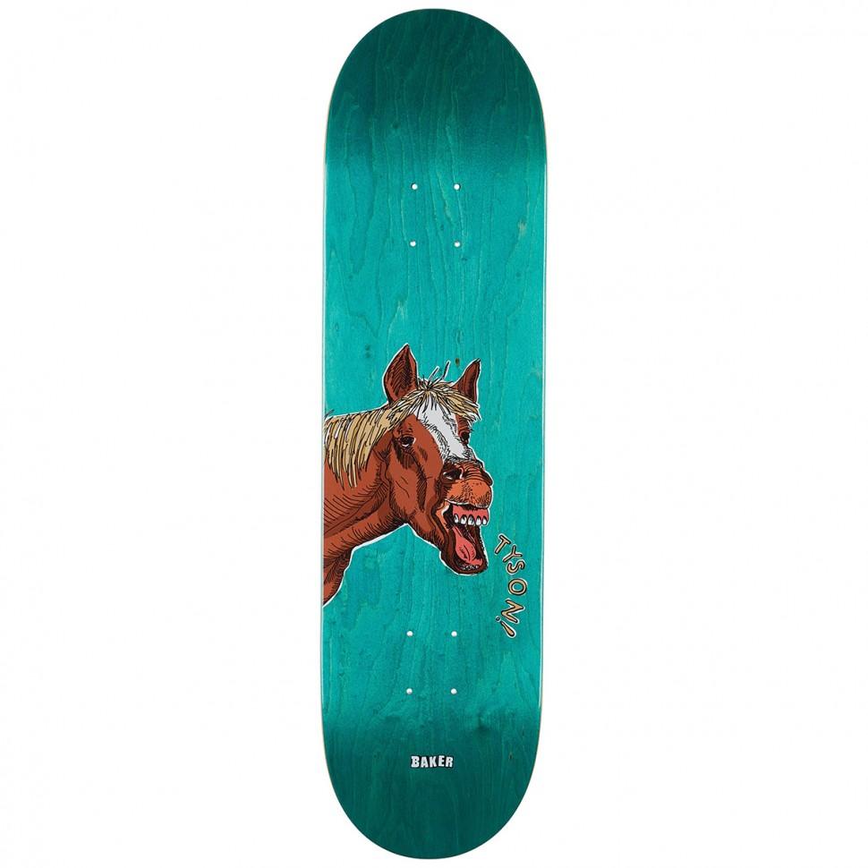 Дека для скейтборда BAKER Tp Animals Deck  8.25 дюйм