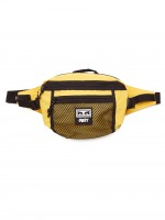 Сумка на пояс OBEY Conditions Waist Bag Energy Yellow