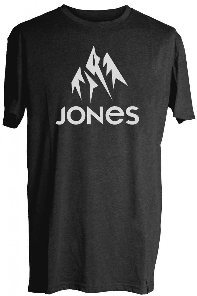 Футболка JONES Truckee Black фото