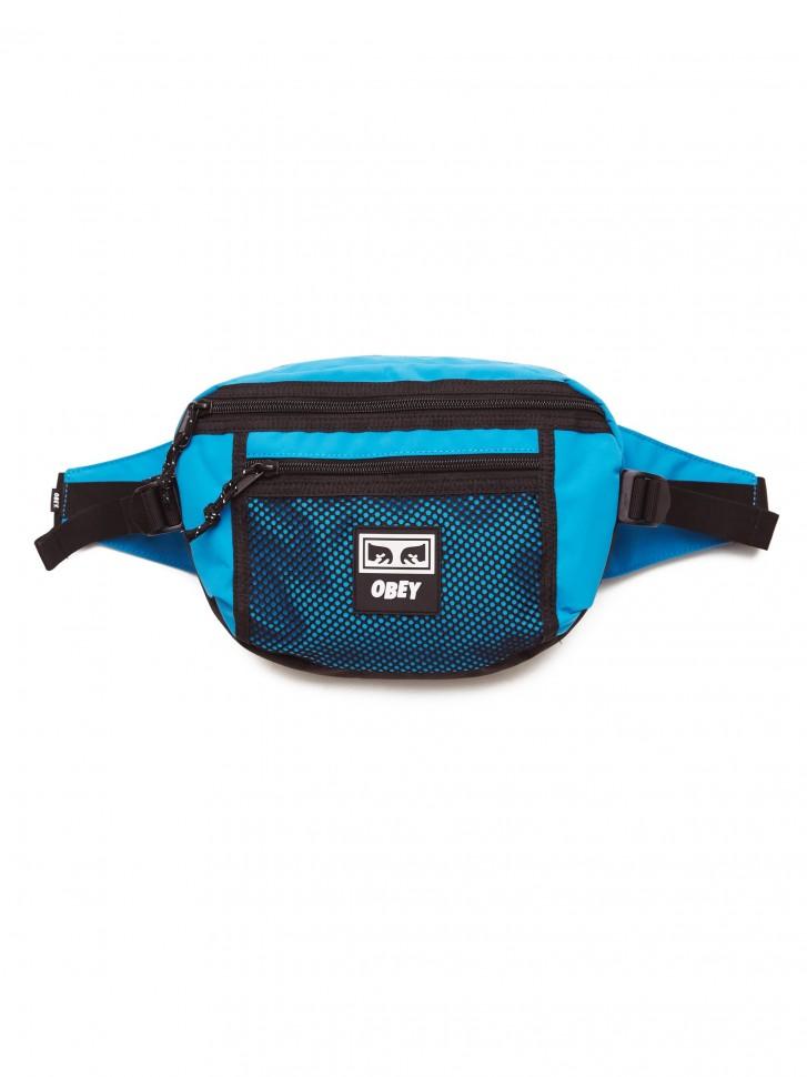 Сумка на пояс OBEY Conditions Waist Bag Pure Teal