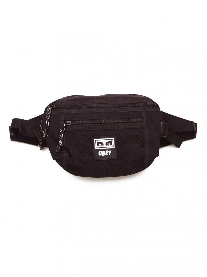 Сумка на пояс OBEY Conditions Waist Bag Black
