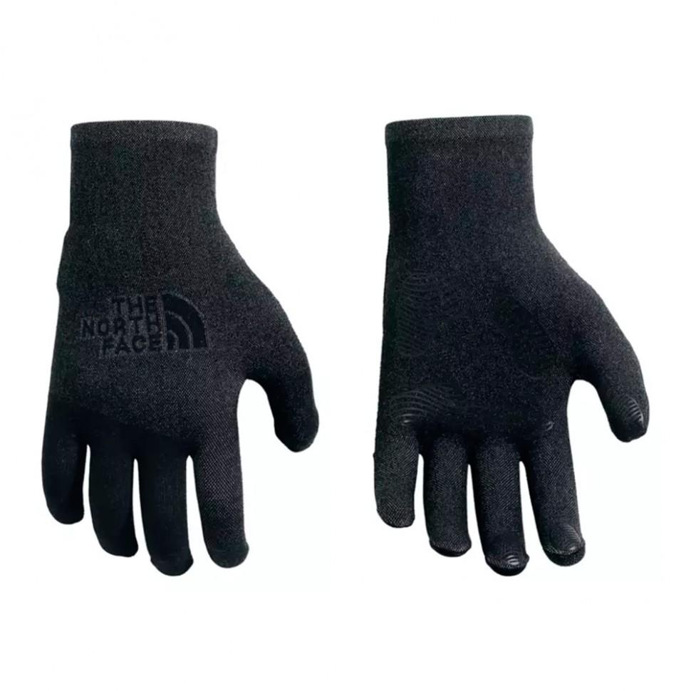 Перчатки THE NORTH FACE M Etip Knit Glove Tnf Black