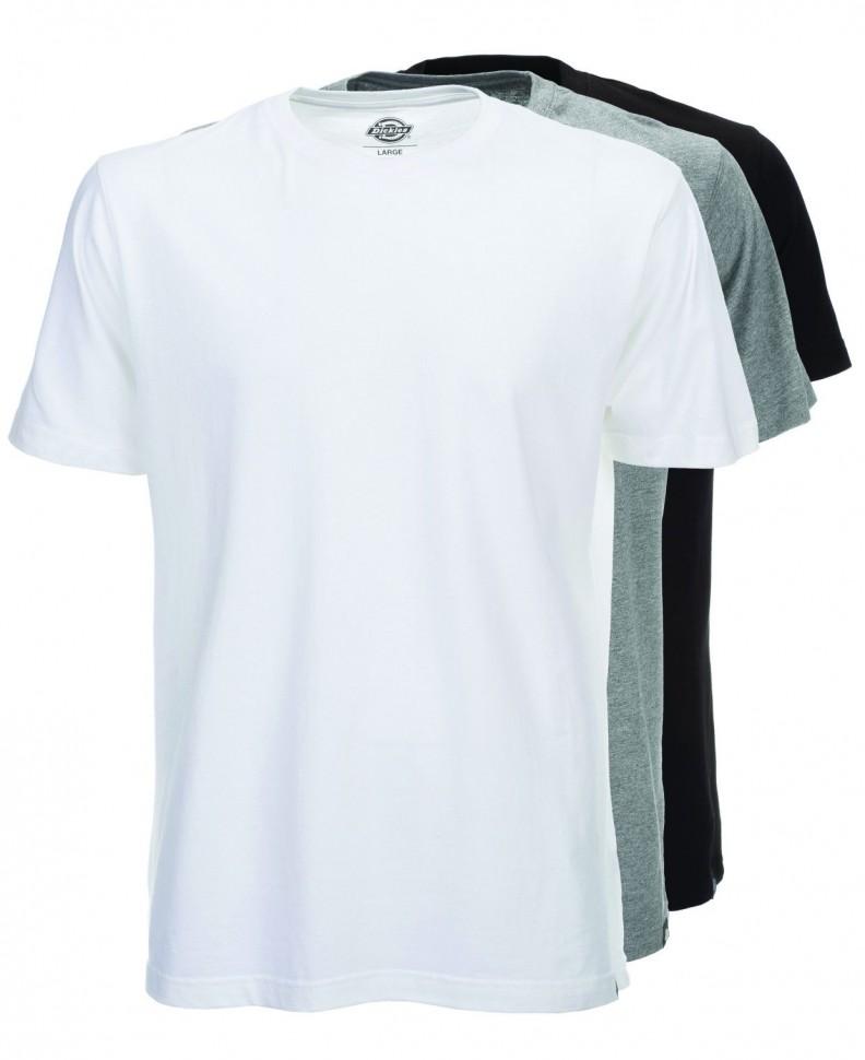 Комплект из 3х футболок DICKIES Multi-Color T-Shirt Pack