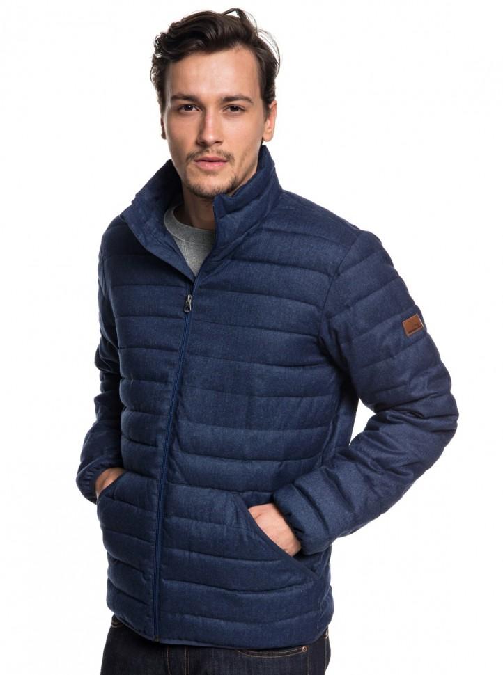 Куртка QUIKSILVER Scalywoolfz M Medieval Blue Heather