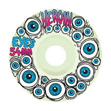 Колеса для скейтборда HEROIN Eyes Glow Wheel