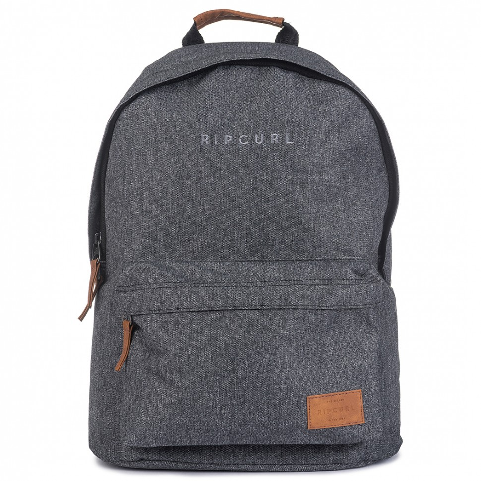 Рюкзак RIP CURL Dome Solead Charcoal Grey 18L  фото