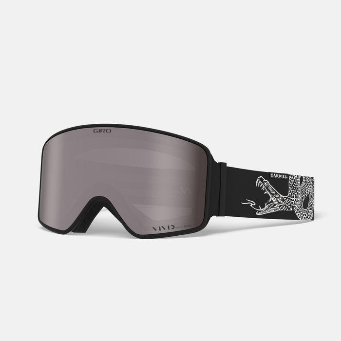 Фото #1: Маска горнолыжная GIRO Method Cardiel/Vivid Onyx 14/Vivid Infrared 58 2020