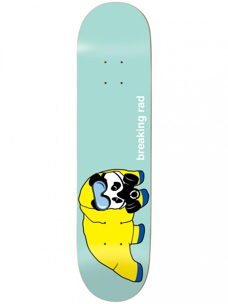 Дека для скейтборда ENJOI Breaking Rad R7 Pastel Green 8.5