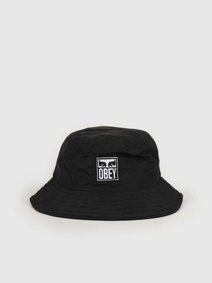 Панама OBEY Icon Eyes Bucket Hat Black 2020 фото