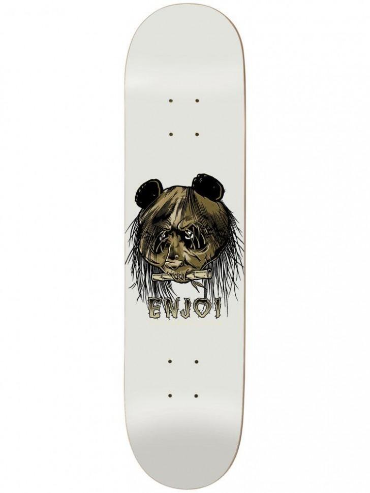 Дека для скейтборда ENJOI 80's Head R7 Metallic 8.375