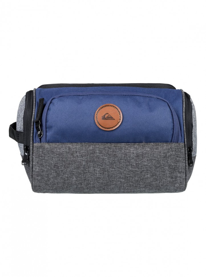 Несессер QUIKSILVER Capsule M Medieval Blue Heather фото