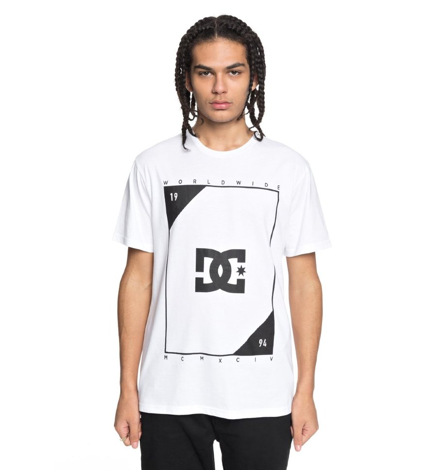 DC SHOES MIDDLE THEORY S M