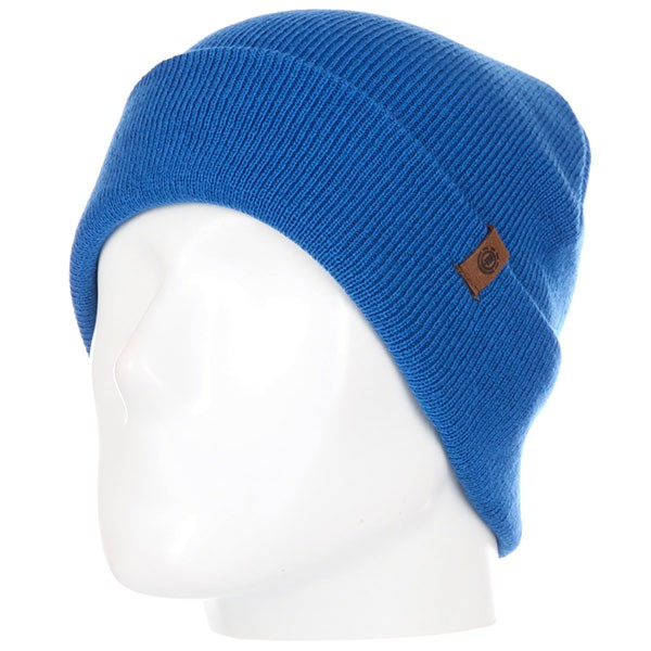 Шапка ELEMENT Carrier Ii Beanie Snorkel Blue фото