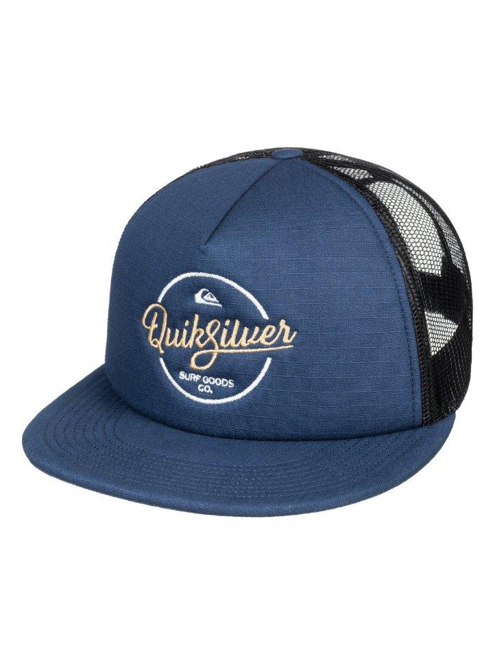 Купить со скидкой Кепка-бейсболка мужская QUIKSILVER Turnstyles Vintage Indigo