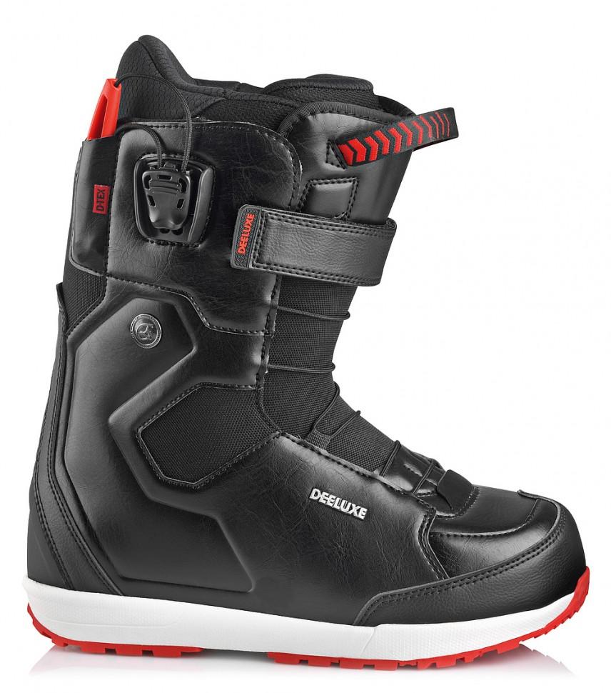 Купить со скидкой Ботинки для сноуборда мужские DEELUXE Empire Tf Black 2020