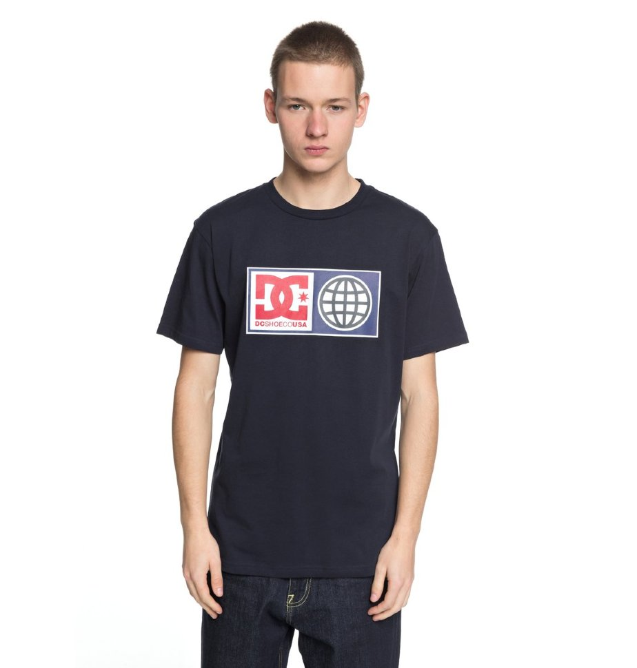 DC SHOES GLOBAL SALUTE S M