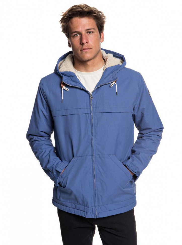Куртка QUIKSILVER Wanna M Bijou Blue фото