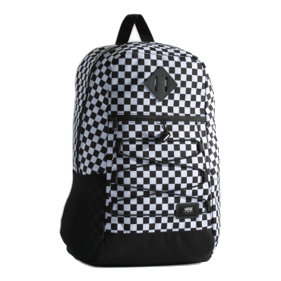 Рюкзак VANS Mn Snag Backpack Black/White 25.5L фото