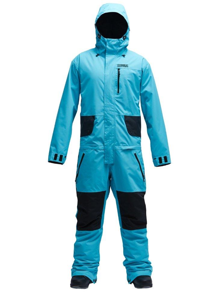 Купить со скидкой Комбинезон мужской AIRBLASTER Insulated Freedom Suit GNU Blue