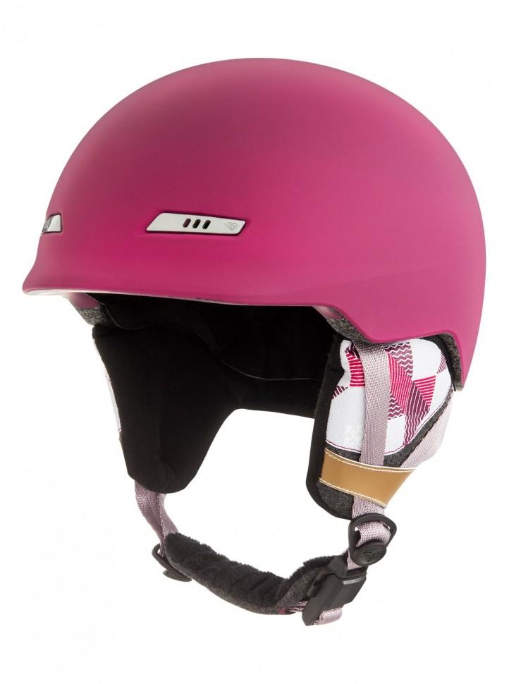 Шлем д/горных лыж и сноуборда ROXY Angie Srt J Beet Red фото