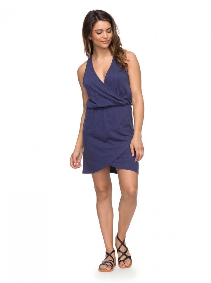 Платье женское ROXY Oceanskyline J Deep Cobalt