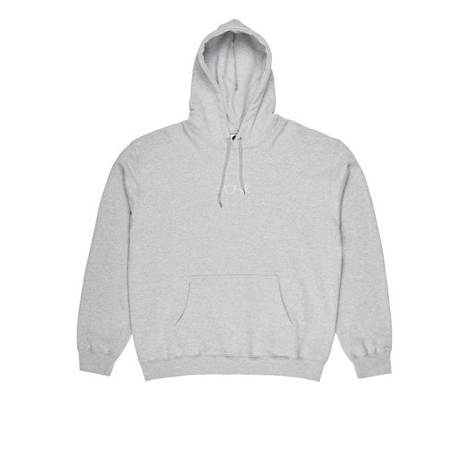Худи POLAR SKATE CO. American Fleece Hoodie Sport Grey