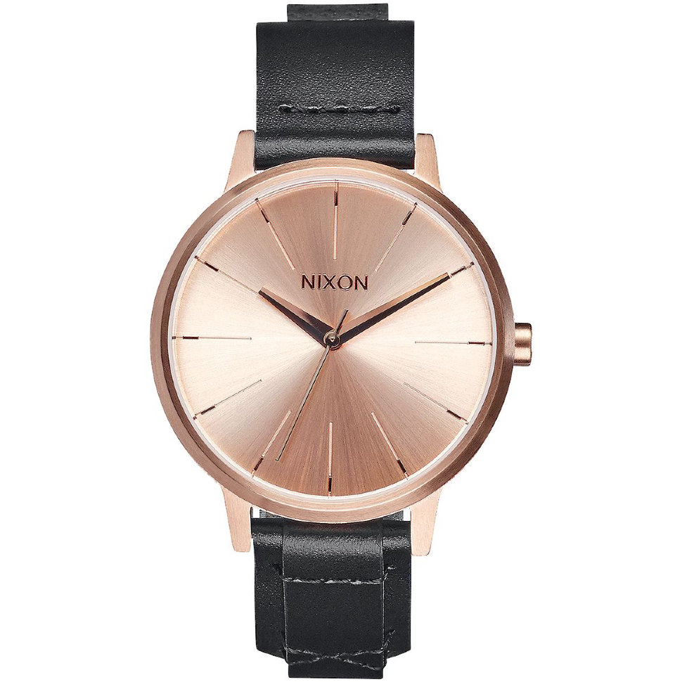 Часы NIXON Kensington Leather A/S Rose Gold/Bridle
