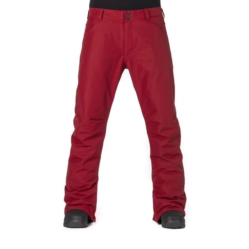 Штаны для сноуборда HORSEFEATHERS М Pinball Pants Red