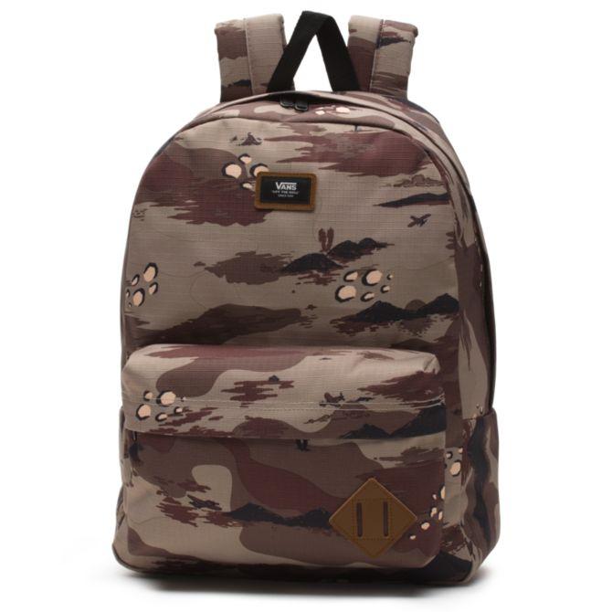 Рюкзак VANS Mn Old Skool Ii Backpack Classic Camo/Black 22L