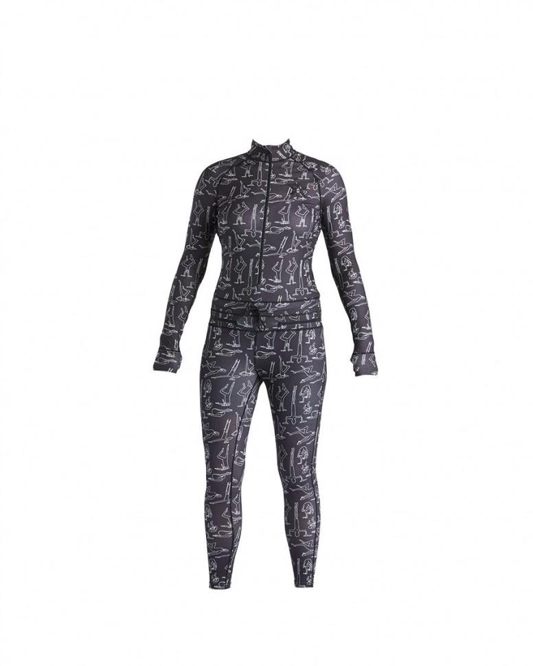 Термокомбинезон женский AIRBLASTER Wms Hoodless Ninja Suit Tp Yogis 2020 фото